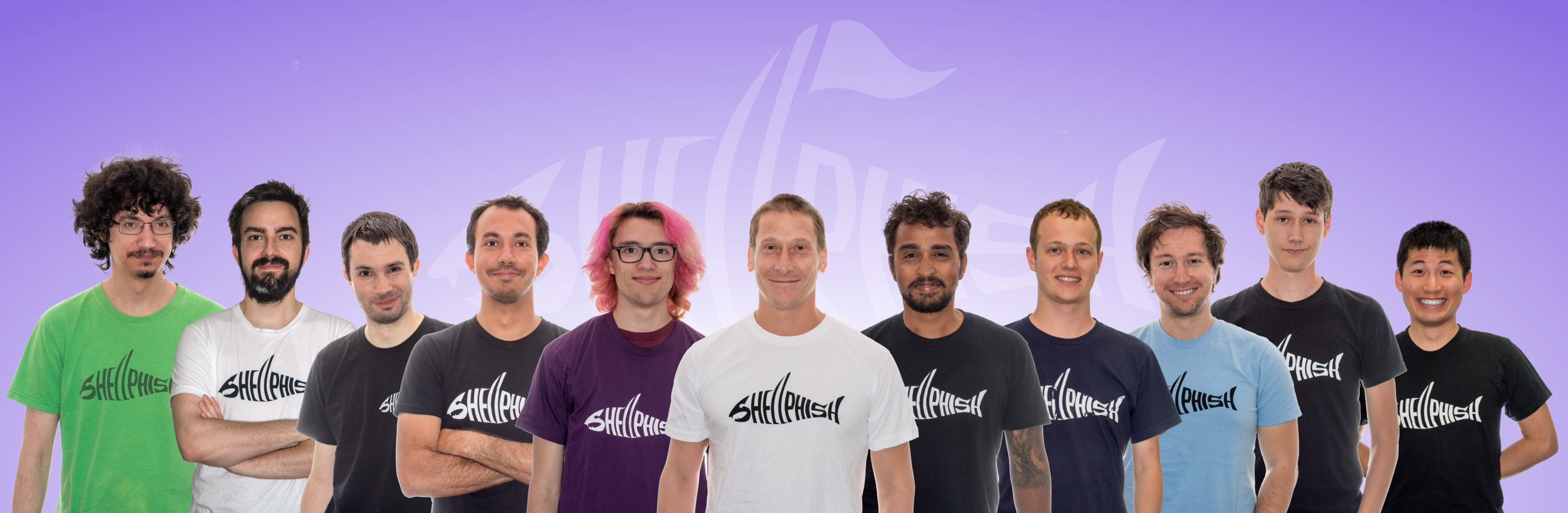 The Shellphish Team